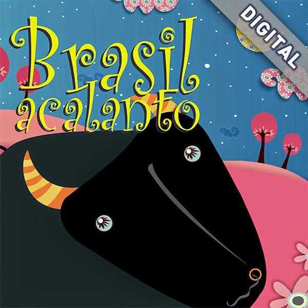 CD Brasil Acalanto - Ed. Gramofone