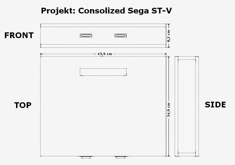 Projekt: Consolized Sega ST-V
