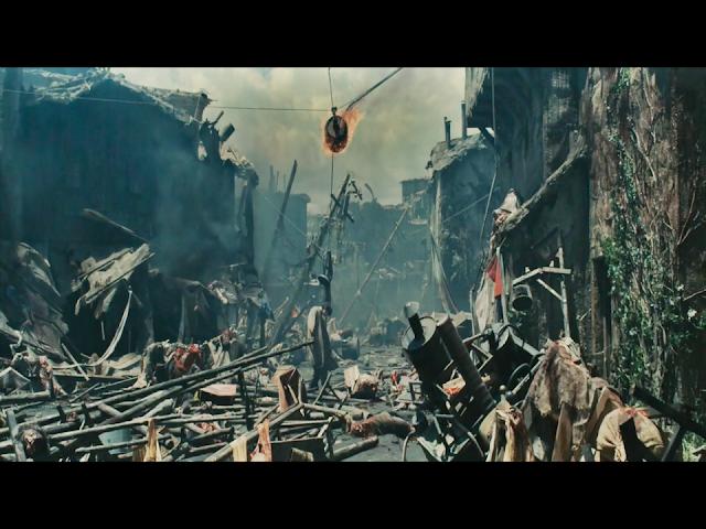 Dowload Đại Chiến Titan  - Attack on Titan Live Action  2015
