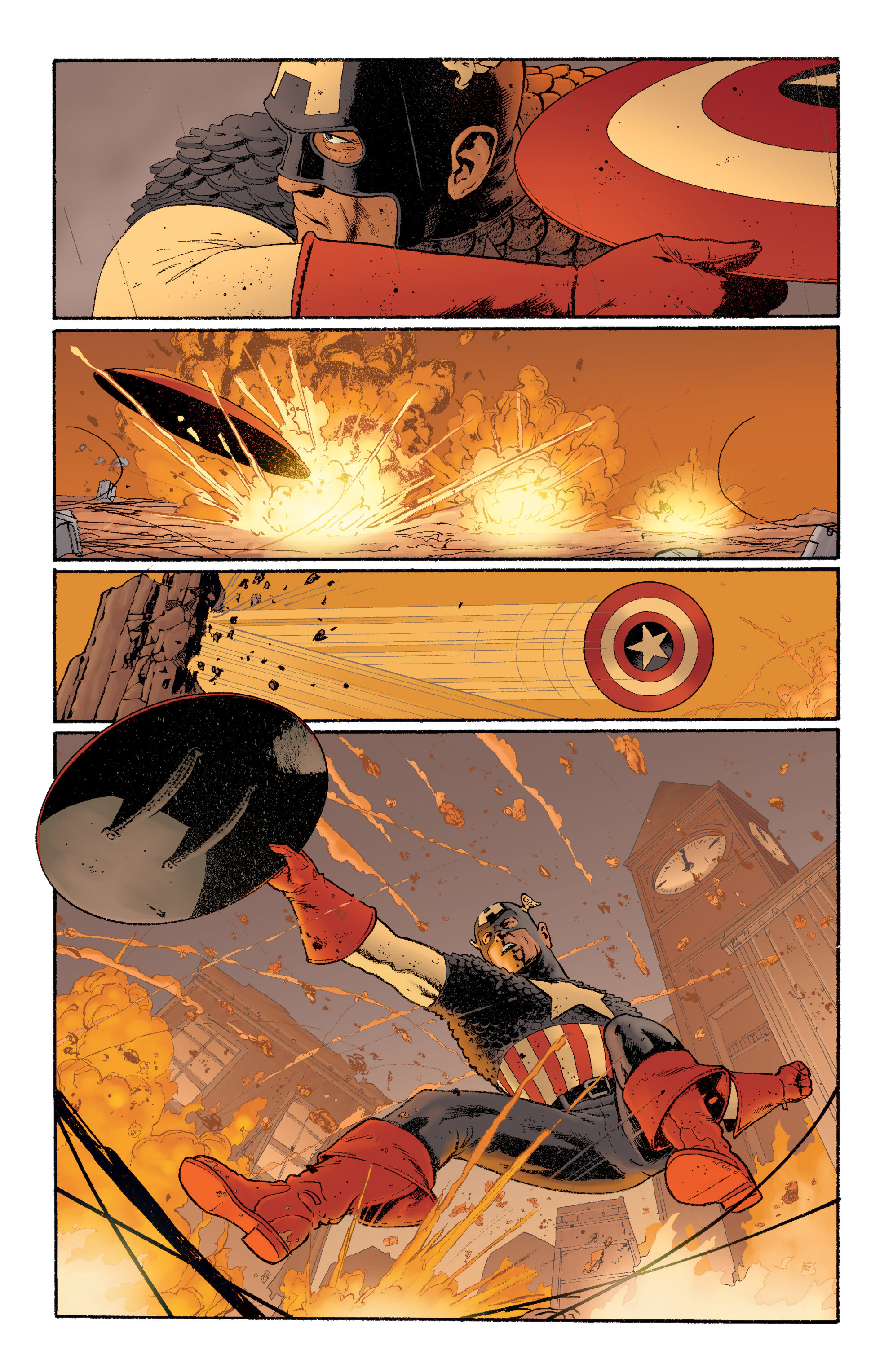 Captain America (2002) Issue #2 #3 - English 21