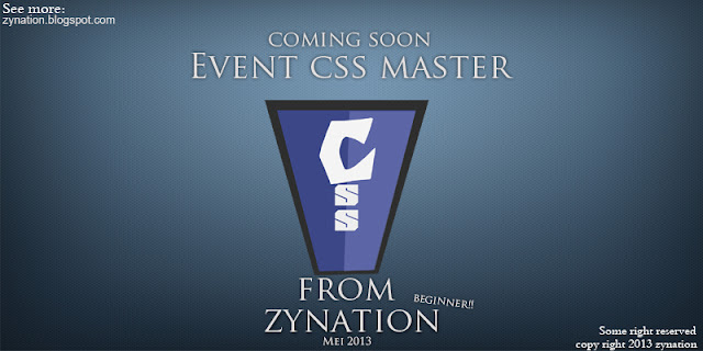 Coming soon event css master (beginner)