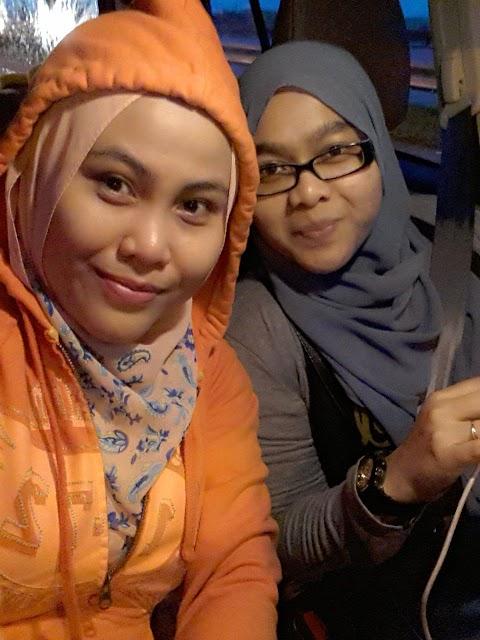 Abseiling At Gopeng Perak