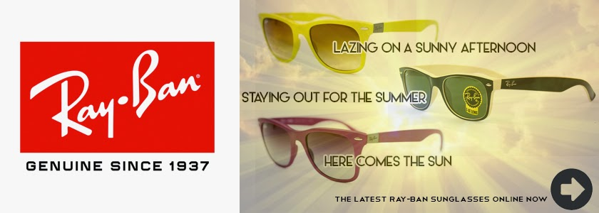 Ray-Ban Sunglasses avilable online at Atom Retro
