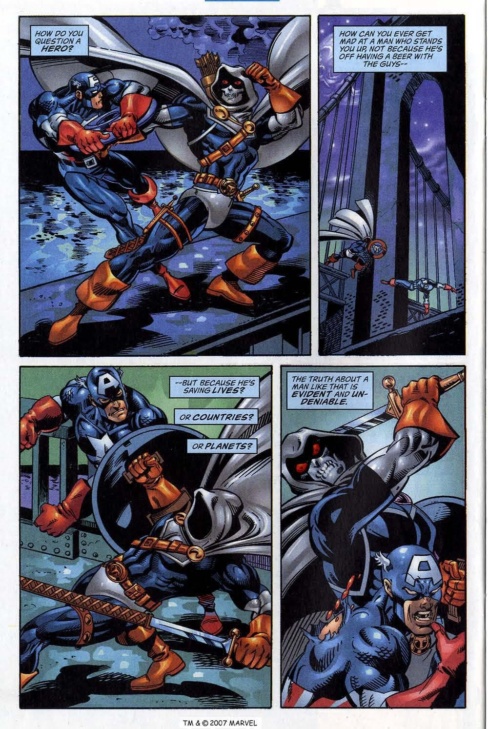 Captain America (1998) Issue #44 #51 - English 26