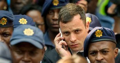 Sentencian a  Oscar Pistorius