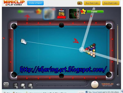 Cheat 8 Ball Pool Update Hot Work 100% [New Update] Maret 2013