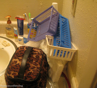 Bathroom Declutter