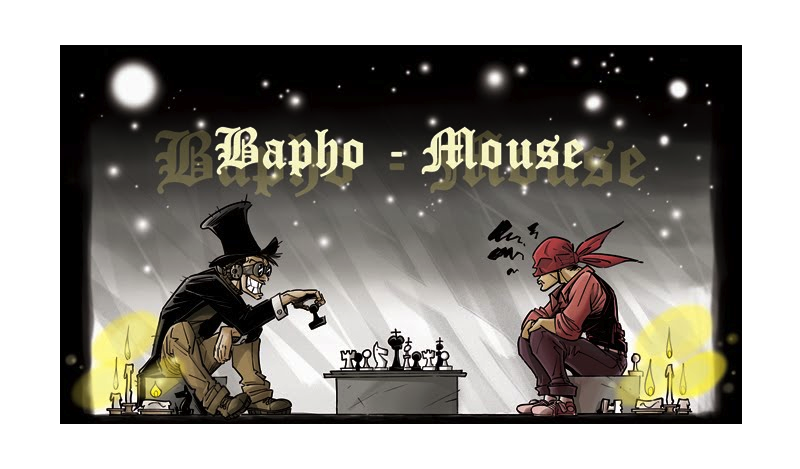 Bapho-Mouse