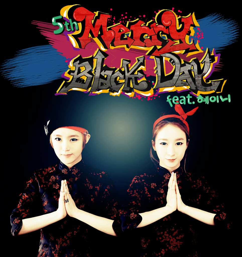 [Single] Pascol – Merry Black Day