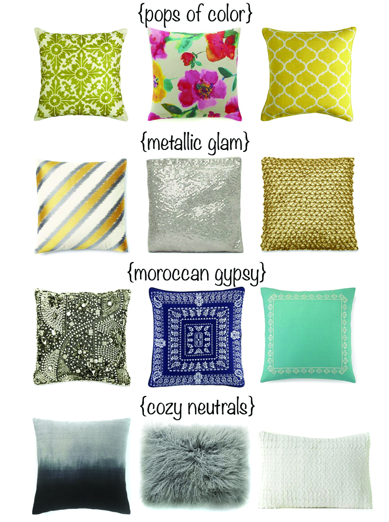 Decorative Pillow Guide : ALL NEW THROW PILLOW IDEAS FOR BROWN COUCH DIY Pillow