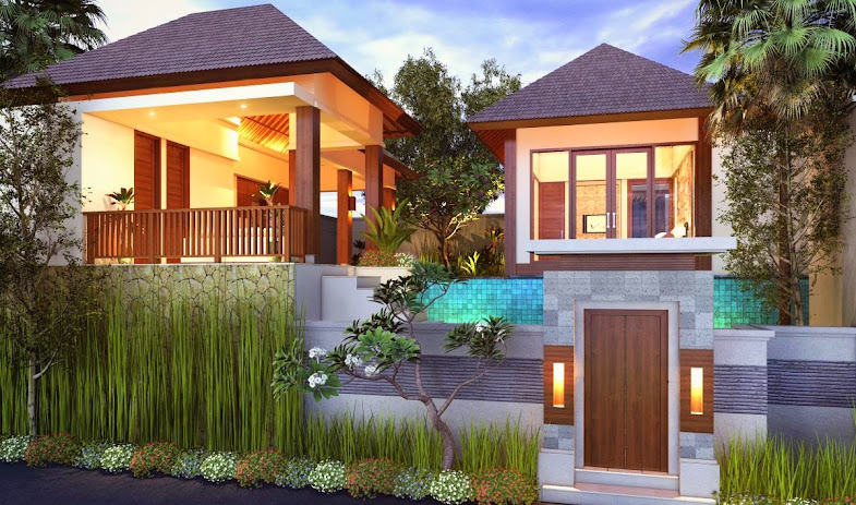 VILLA SUNSET VIEW JIMBARAN BALI FOR SALE
