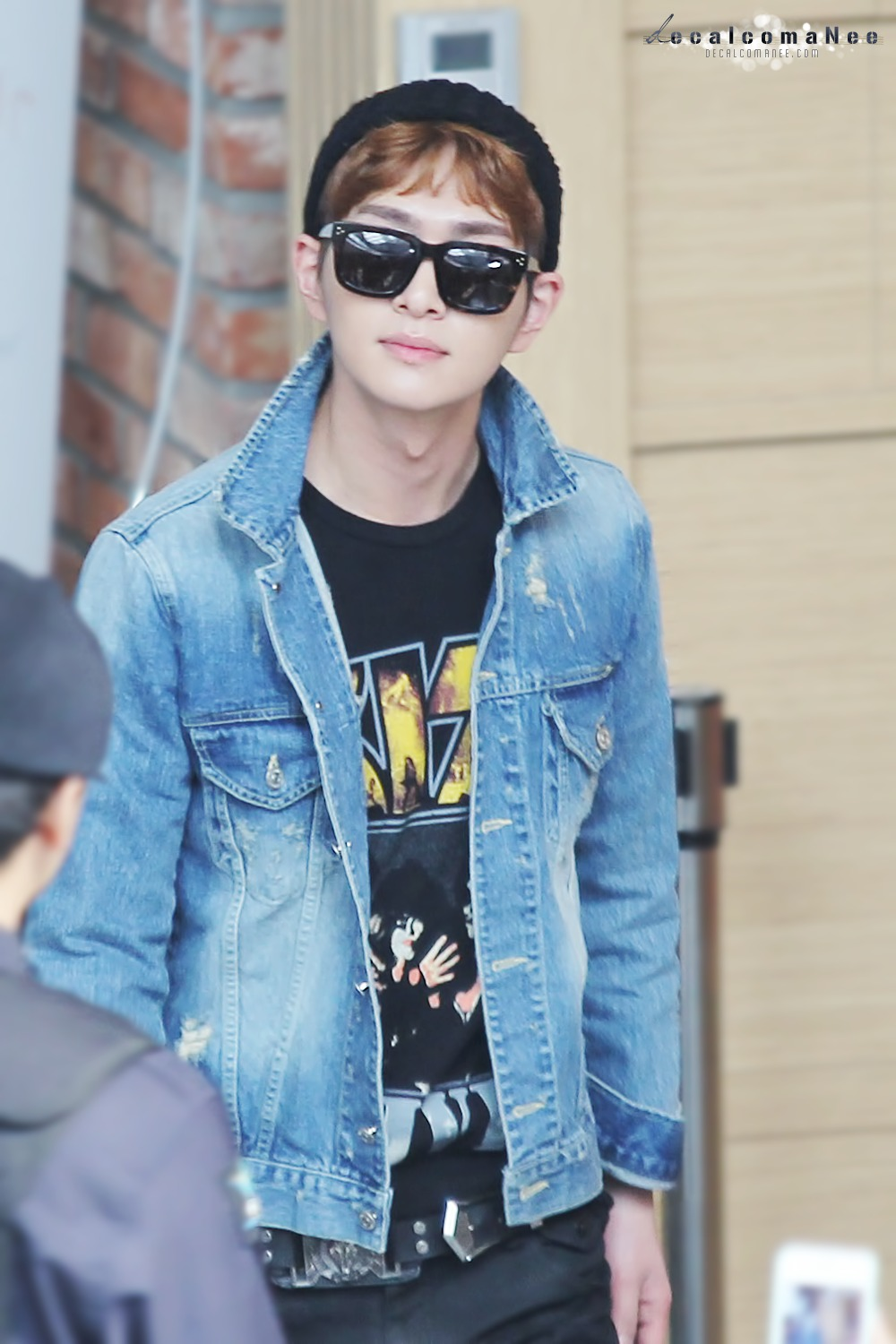 Onew 2013 airport