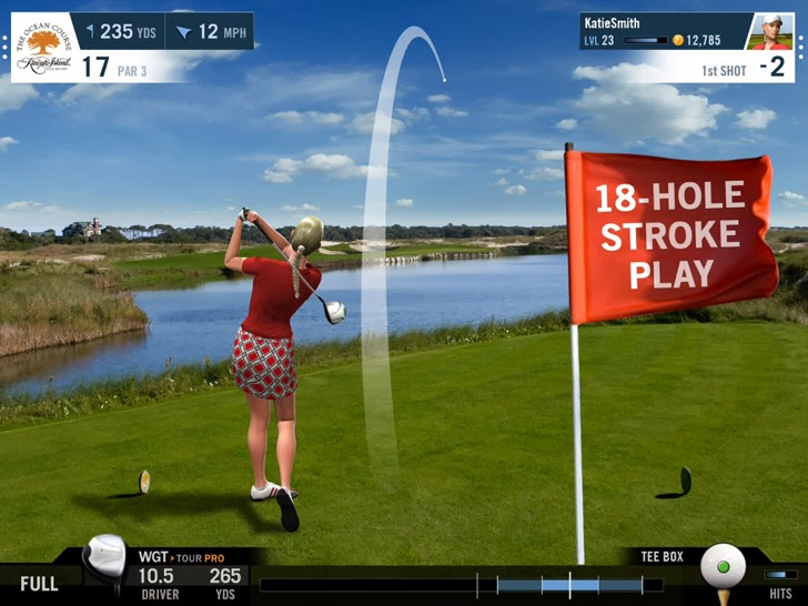 WGT Golf Mobile App iTunes App By WGT - FreeApps.ws