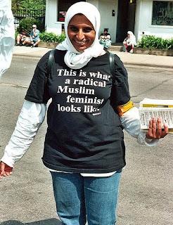 uma feminista muçulmana radical é assim