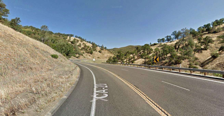 California Highway 20