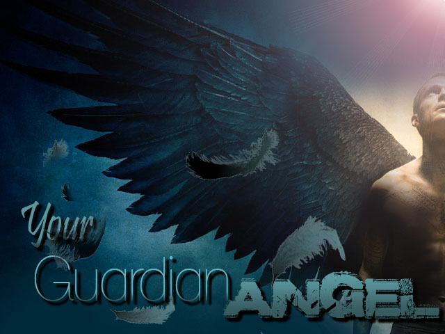 Your Guardian Angel Wallpaper