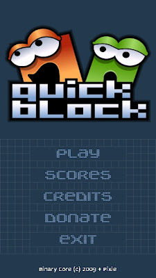 Quick block is for nokia symbian 5th edition