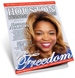 "MEET RAMONA FRANKLIN A ""THOUGHT LEADER"" FOR THIS SERIES"