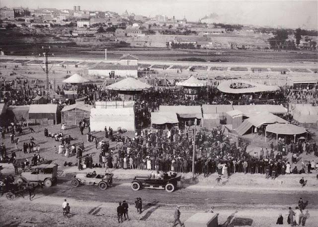 Festividad de San Isidro, Madrid 1936