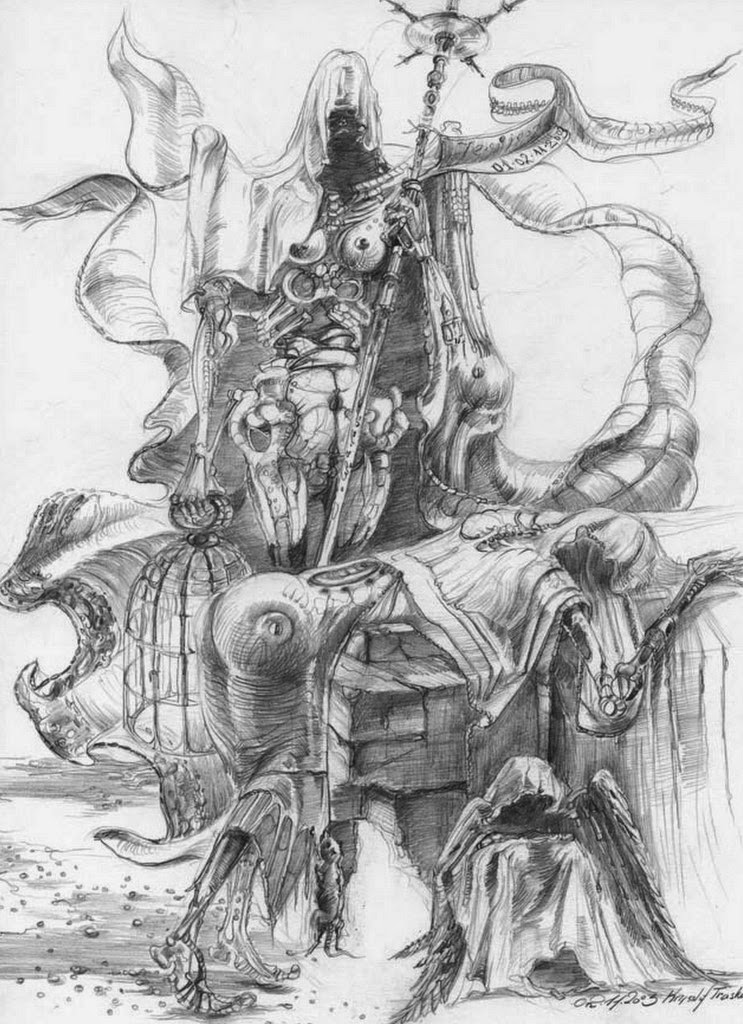 dibujos-pintados-a-lapiz-de-la-muerte