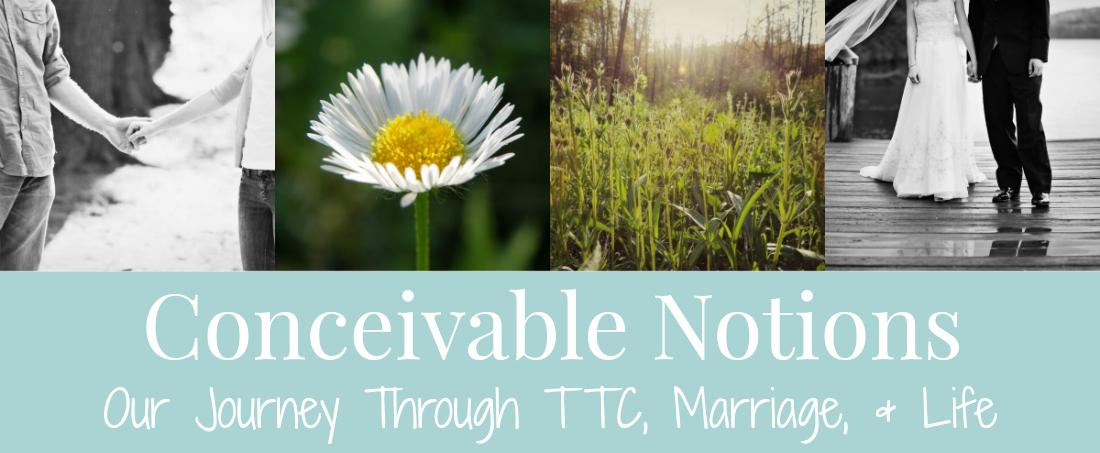 Conceivable Notions: Our TTC Journey