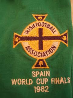 Irlanda del Norte, España 1982