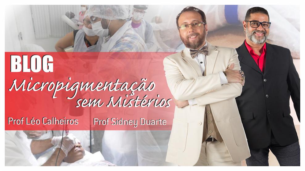 Micropigmentação com Professor Léo Calheiros