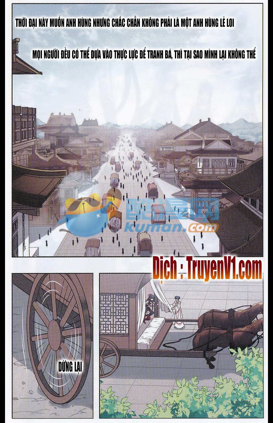 Phượng Nghịch Thiên Hạ Chap 54