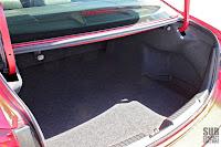 2014 Mazda6 trunk