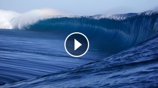 TEAHUPOO DAY WIPE OUT