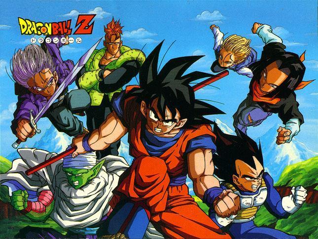 Kartoonz World Dragon Ball Kai Complete Series