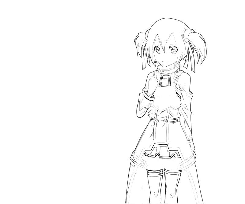 printable-silica-character-coloring-pages