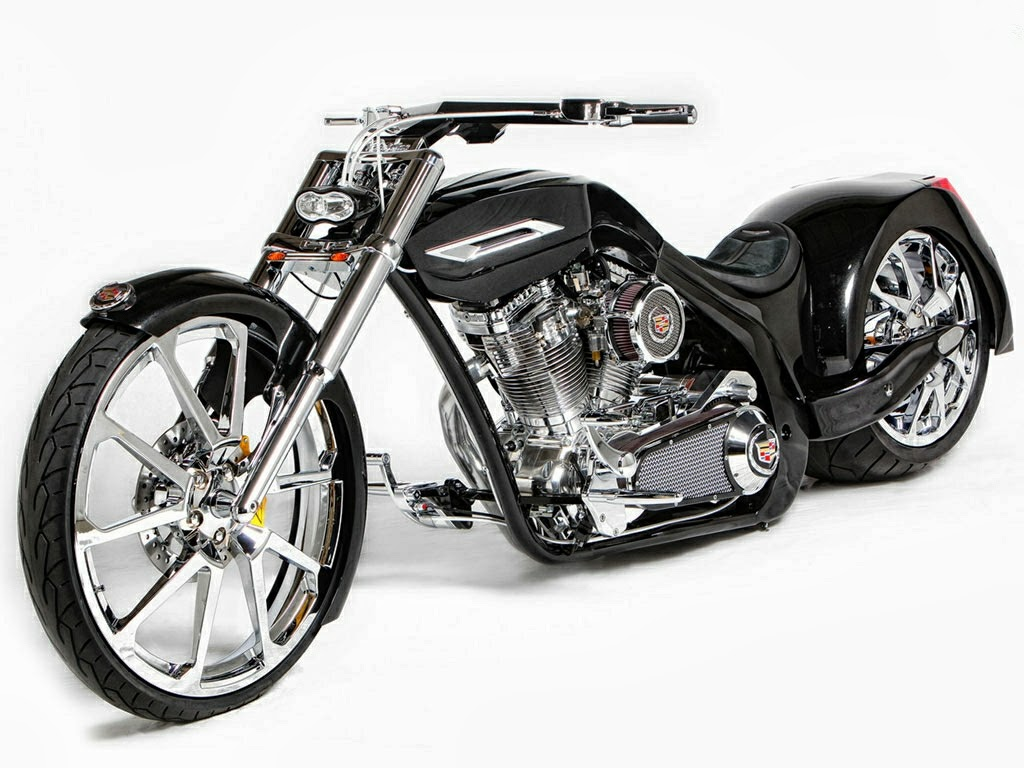 HD American Choppers