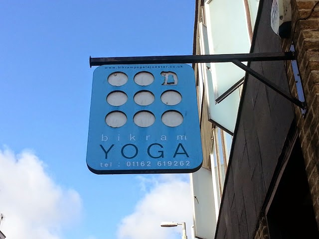 Bikram yoga Leicester