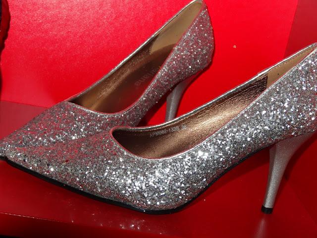Nyårs skor