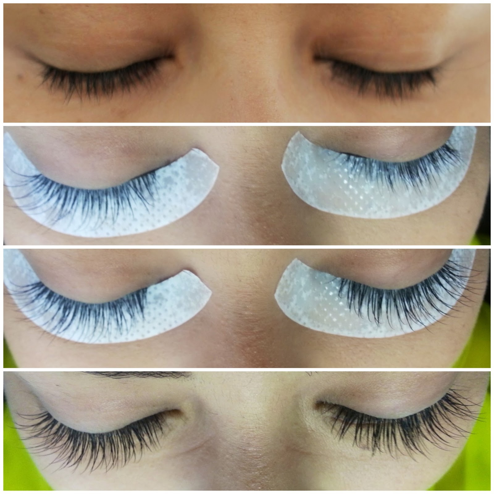 3890a8b2a13 For my eyelash extensions I wanted lashes that were demure, yet noticeable.  When I looked in the mirror I was astonished at how natural my eyelash ...