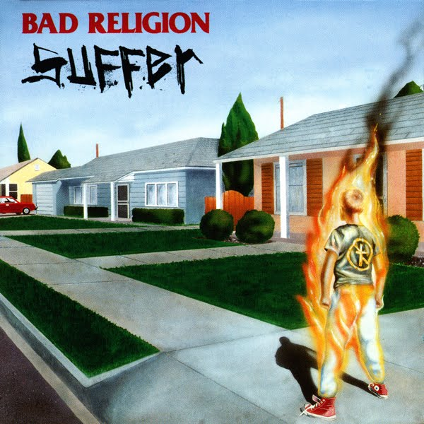 Bad Religon - Suffer [LP] (1988)