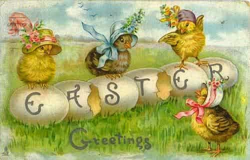Easter Cards For Youths