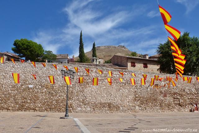 Plaza del Arcipreste de Hita, Hita