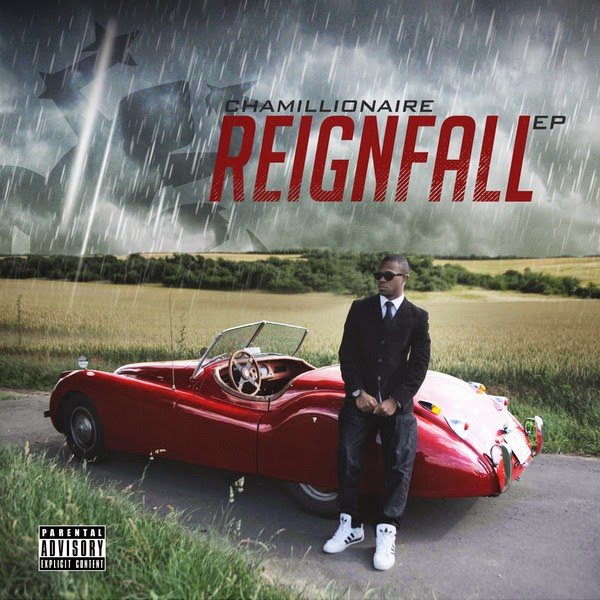 Chamillionaire - Reignfall Cover