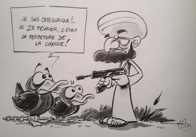 Fermeture de la Chasse - Guillaume Néel ©