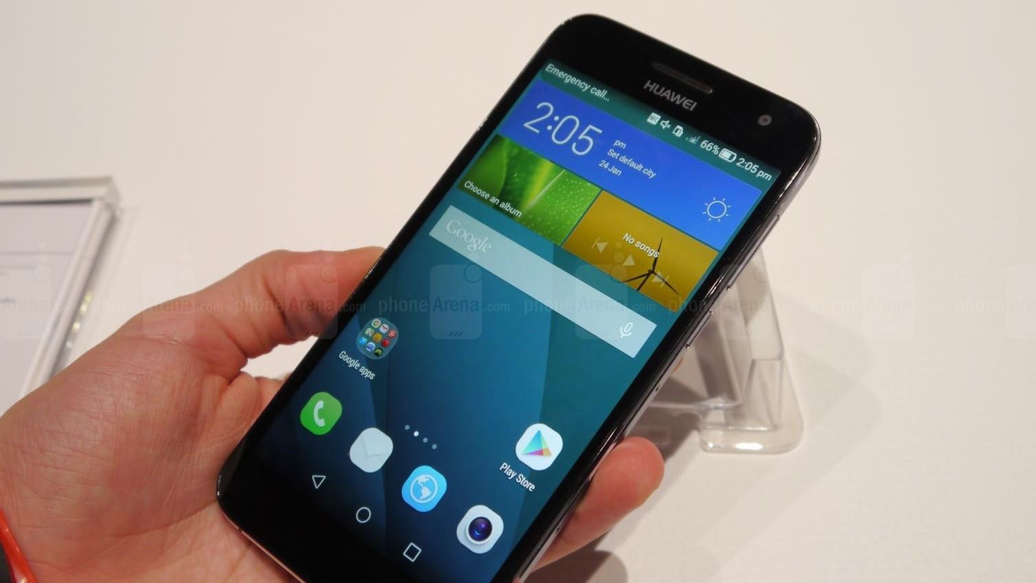 Huawei Ascend G7 прошивка