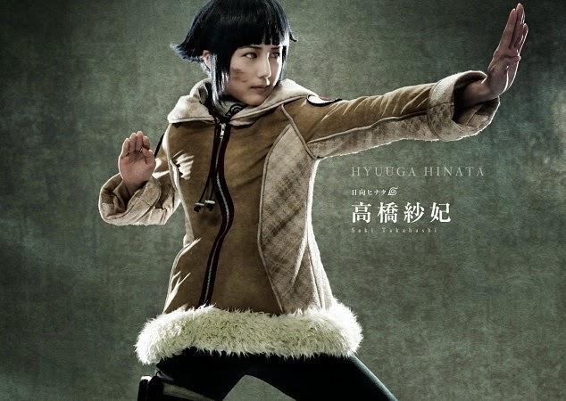 Saki Takahashi as Hyuuga Hinata
