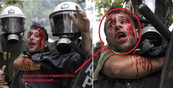 Ο ΣΥΡΙΖΑ καταγγέλλει αστυνομική αυθαιρεσία  για τους νέους αποίκους της Ελλάδας