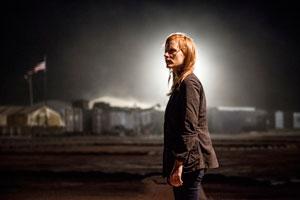 Jessica Chastain en La noche más oscura