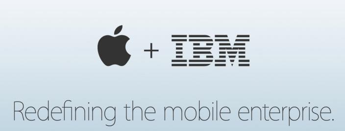 Parceria Apple e IBM