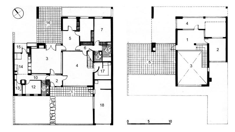 planos de casas 1 100