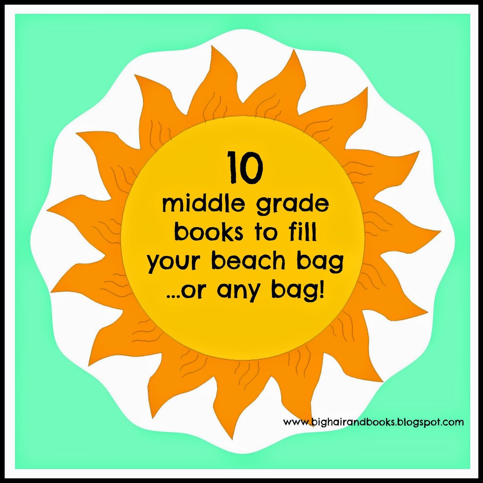 Books for your Beach Bag