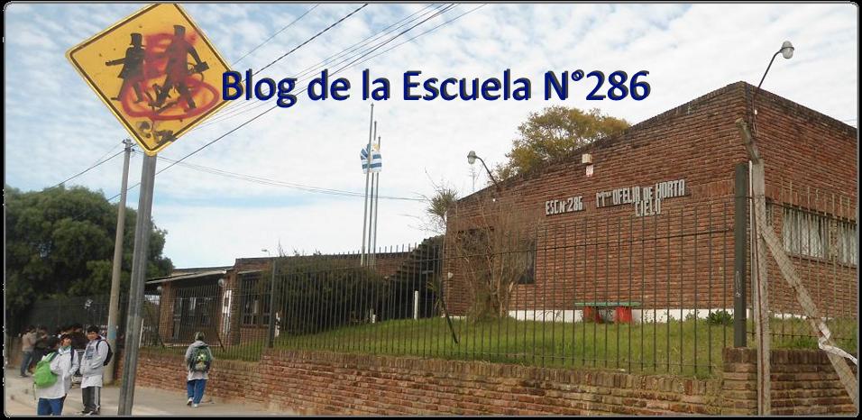 Blog de la Escuela Nº 286