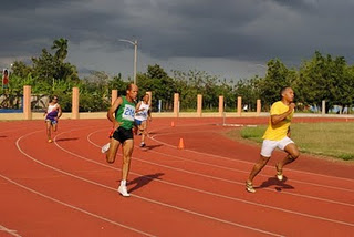 Atleta de Barahona rompe records